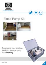Flood Pump Kit