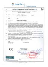 GREY Series (ATEX) - EU Type Examination Cerificate