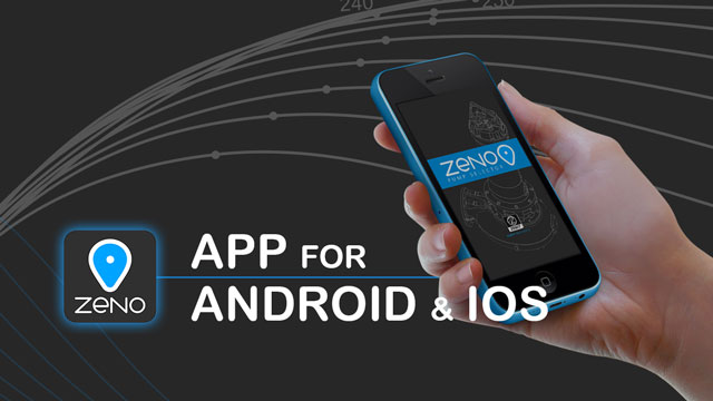 zenit Zeno APP for android and ios