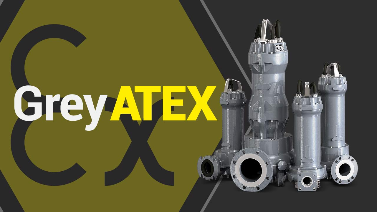 zenit grey series atex explosive atmospheres submersible pumps