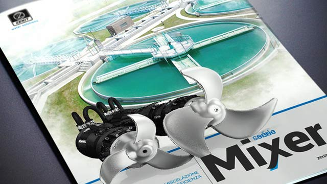 zenit group new mixer catalogue