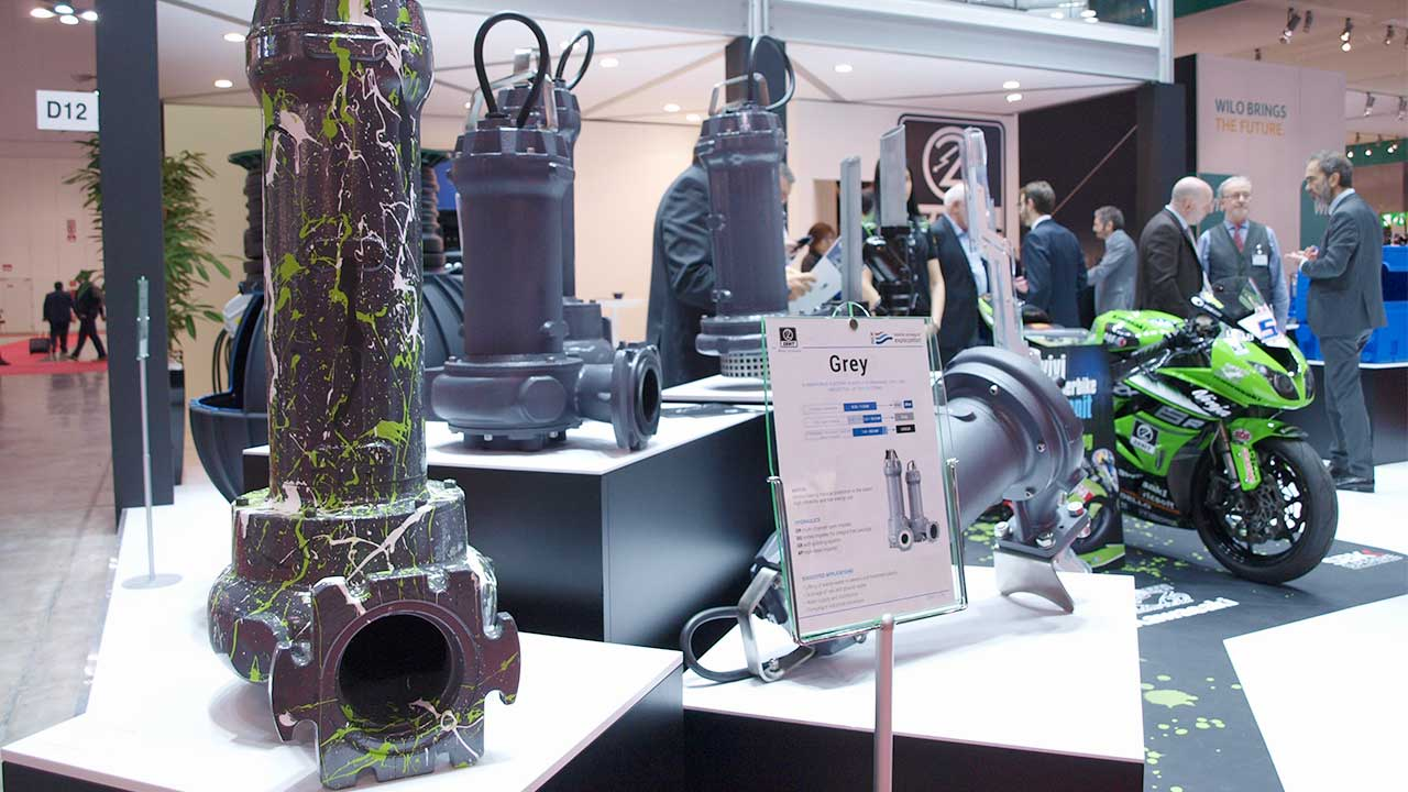 zenit new grey submersible pumps presented at mce 2018 01