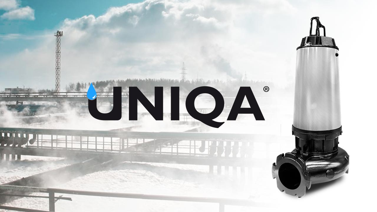 zenit uniqa electric pump patented cooling system