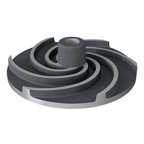 Zenit E S series AP electric submersible pump impeller
