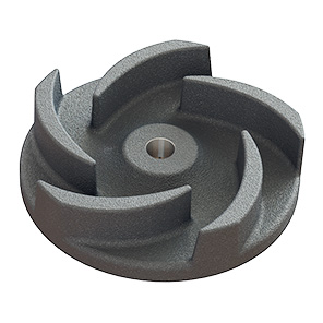 Zenit E Series DR electric submersible pump impeller