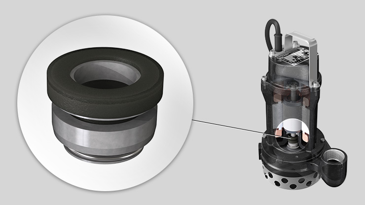 Zenit E Series electric submersible pump mechanical seals