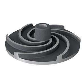 Zenit F Series AP electric submersible pump impeller