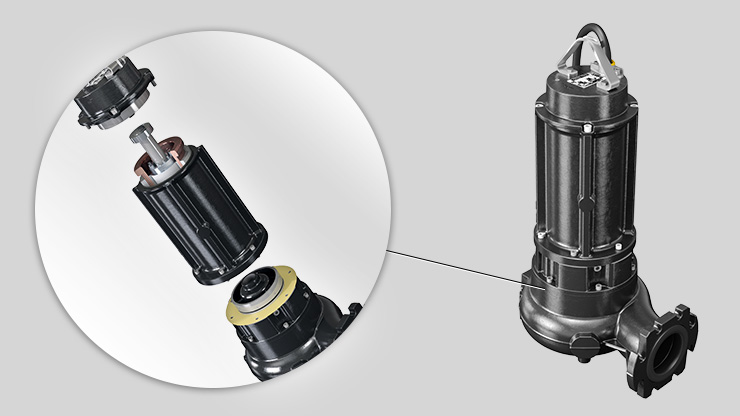 Zenit N Series electric submersible pump maintenance
