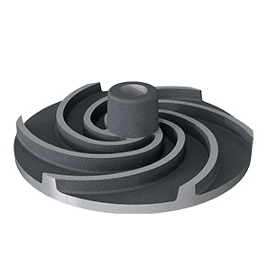 Zenit P Series AP electric submersible pump impeller