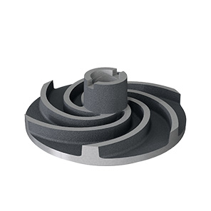 Zenit P Series GR electric submersible pump impeller