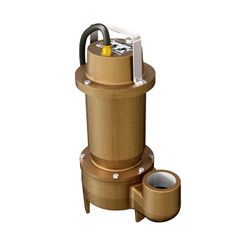 Zenit Bronze Special Alloy Series DGB electric submersible pump