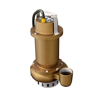 Zenit Bronze Special Alloy Series DRB electric submersible pump