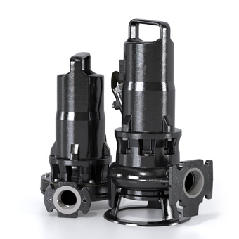 Zenit F Series electric submersible pumps
