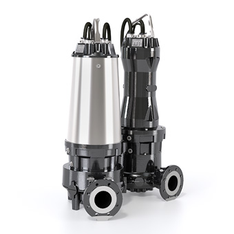 Zenit Uniqa Series electric submersible pumps