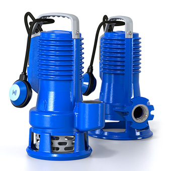 Zenit bluePRO Series electric submersible pumps