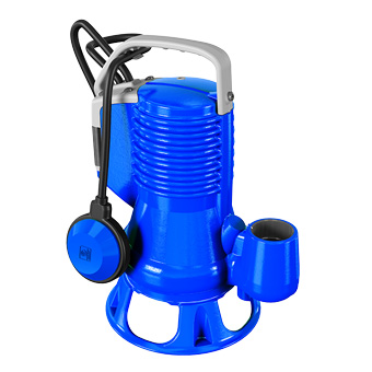 Zenit blue DG electric submersible pump