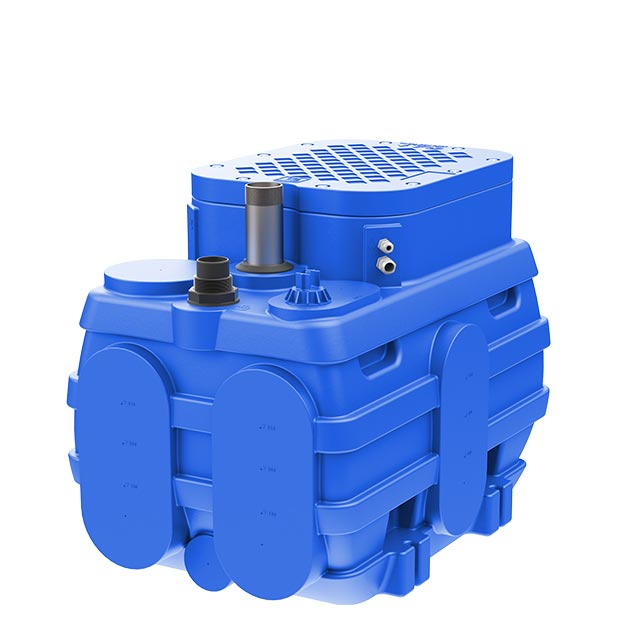 Zenit blueBOX Series 150 litre lifting stations