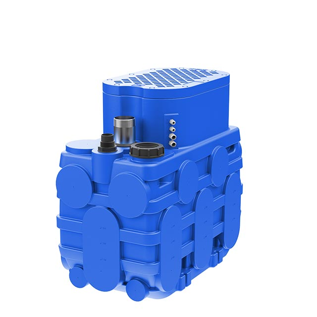 Zenit blueBOX Series 250 litre lifting stations