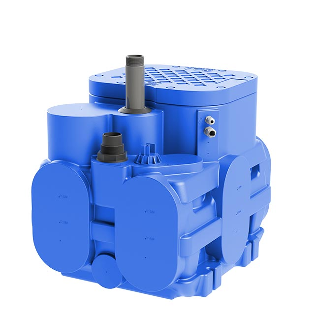 Zenit blueBOX Series 60 litre lifting stations