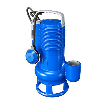 Zenit bluePRO DG electric submersible pump