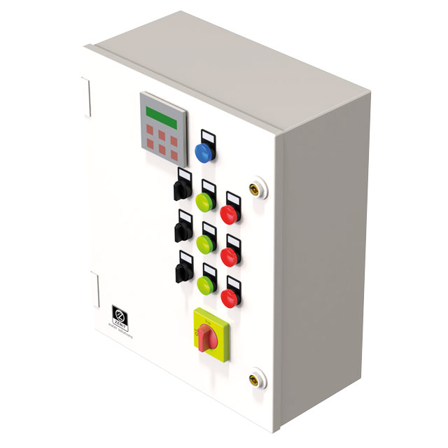 zenit full service electromechanical control panels