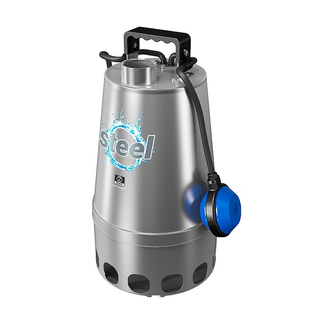 Zenit Steel DG electric submersible pump