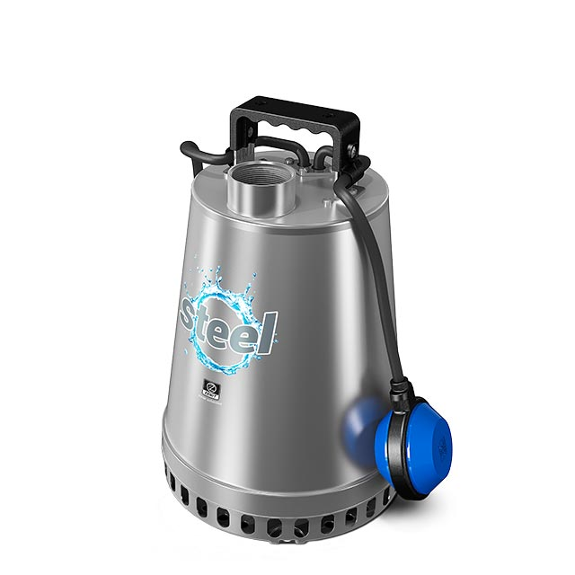 Zenit Steel DR electric submersible pump