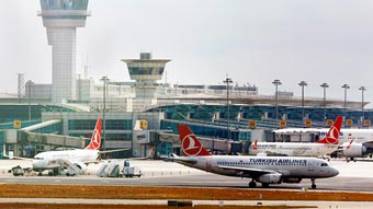 Zenit europe references wastewater lifting airport turkey