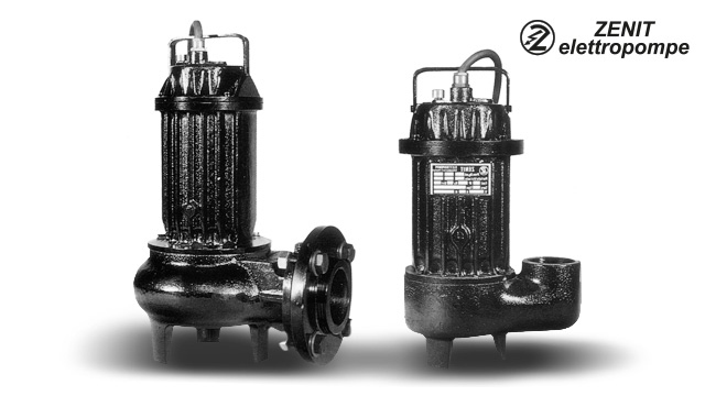 Zenit Group history electric submersible pumps 1985