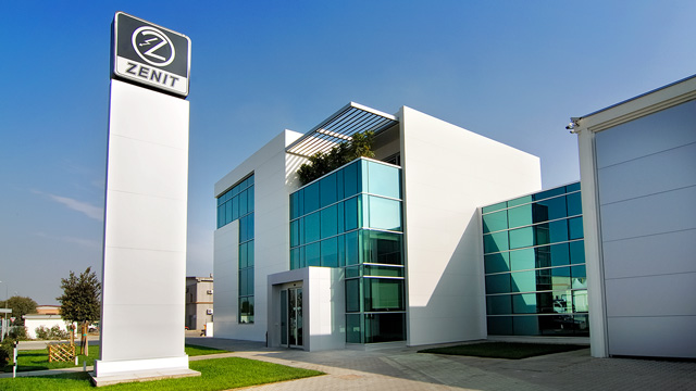 Zenit sales office Italy